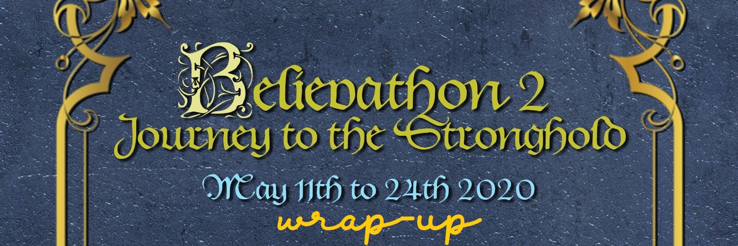 Believathon wrap-up