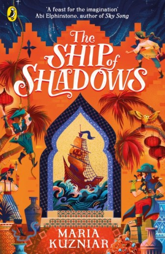 The Ship of Shadows by Maria Kuzniar cover