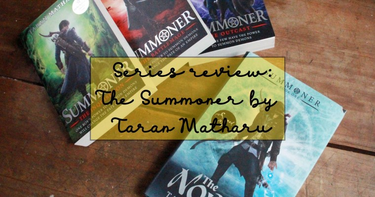 Series review: Summoner by Taran Matharu