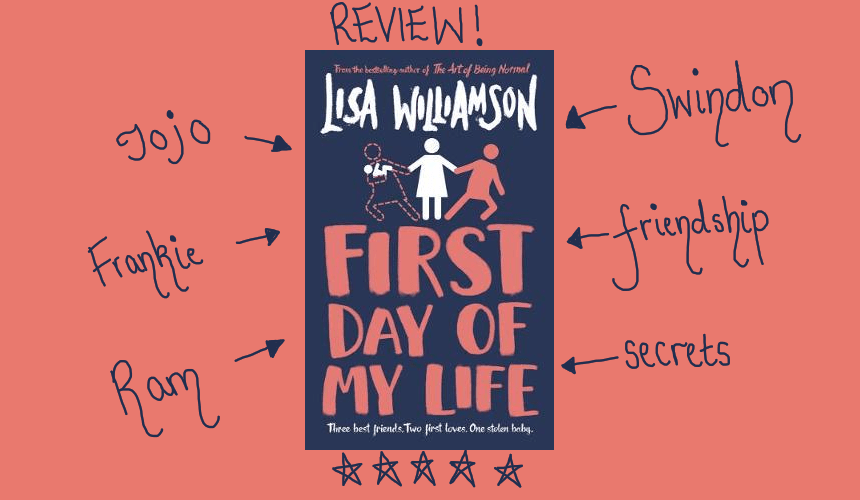 Review: First Day of My Life by Lisa Williamson