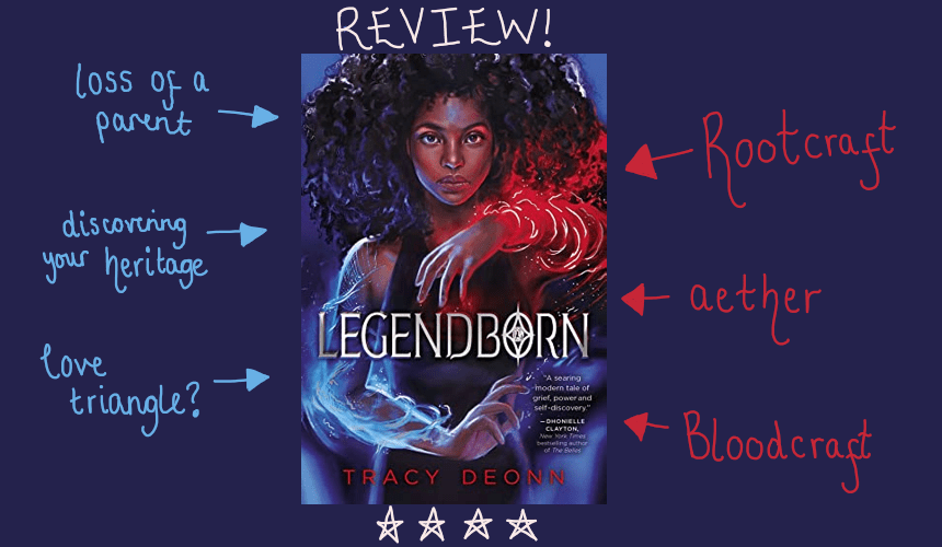 REVIEW: Legendborn by Tracy Deonn