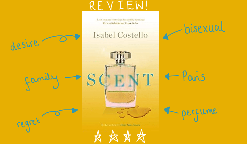 REVIEW: Scent by Isabel Costello