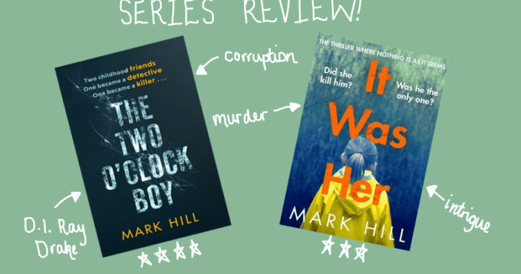 SERIES REVIEW: D.I. Ray Drake by Mark Hill