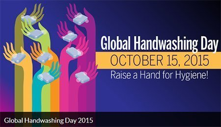 Let's Celebrate Global Hand Washing Day