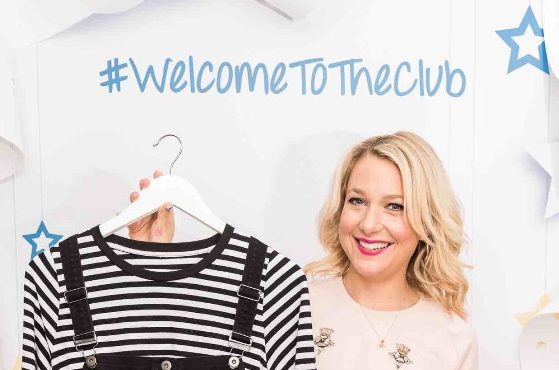 Welcome to the Club with Mothercare