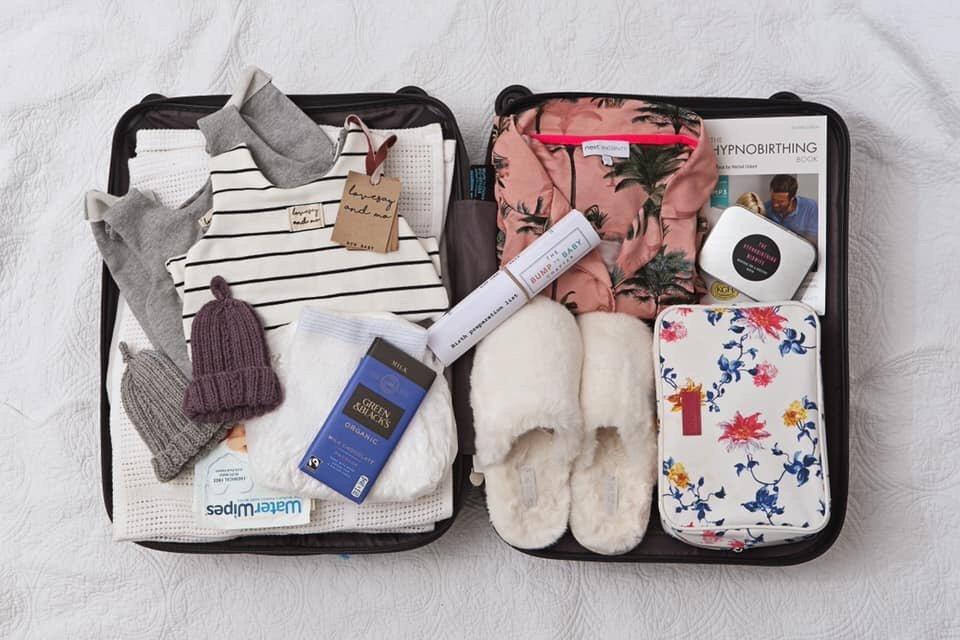 Hospital Bag Ideas – My Faves