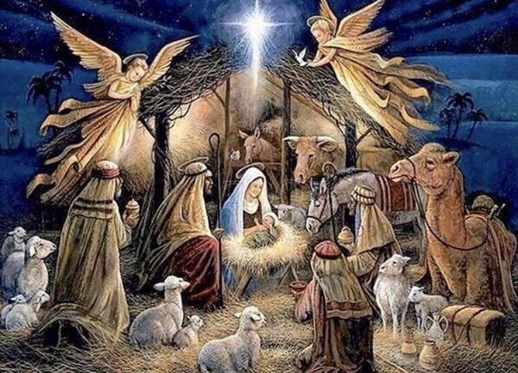 5 Ways Mary Bossed Baby Jesus' Birth