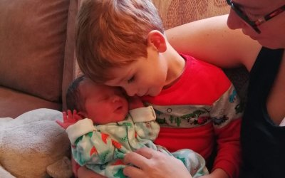 Liz's Birth Story – Unplanned Homebirth