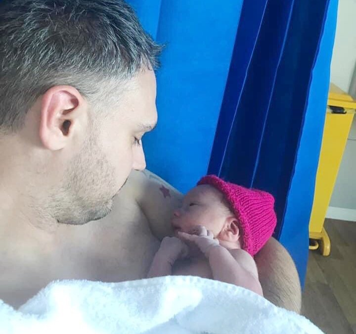 Matt's Birth Story – A Dads perspective 💥