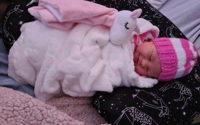 Positive Birth Story- Baby Elsa