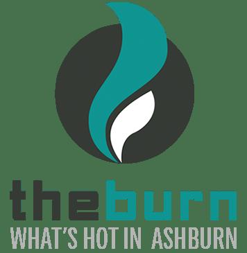 The Burn Logo - What's Hot in Ashburn