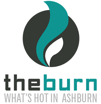 The Burn Logo - What's Hot in Ashburn