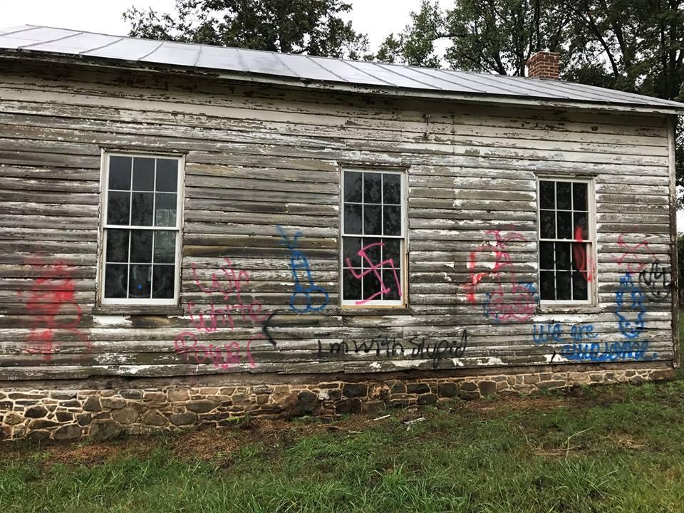 Ashburn Old School