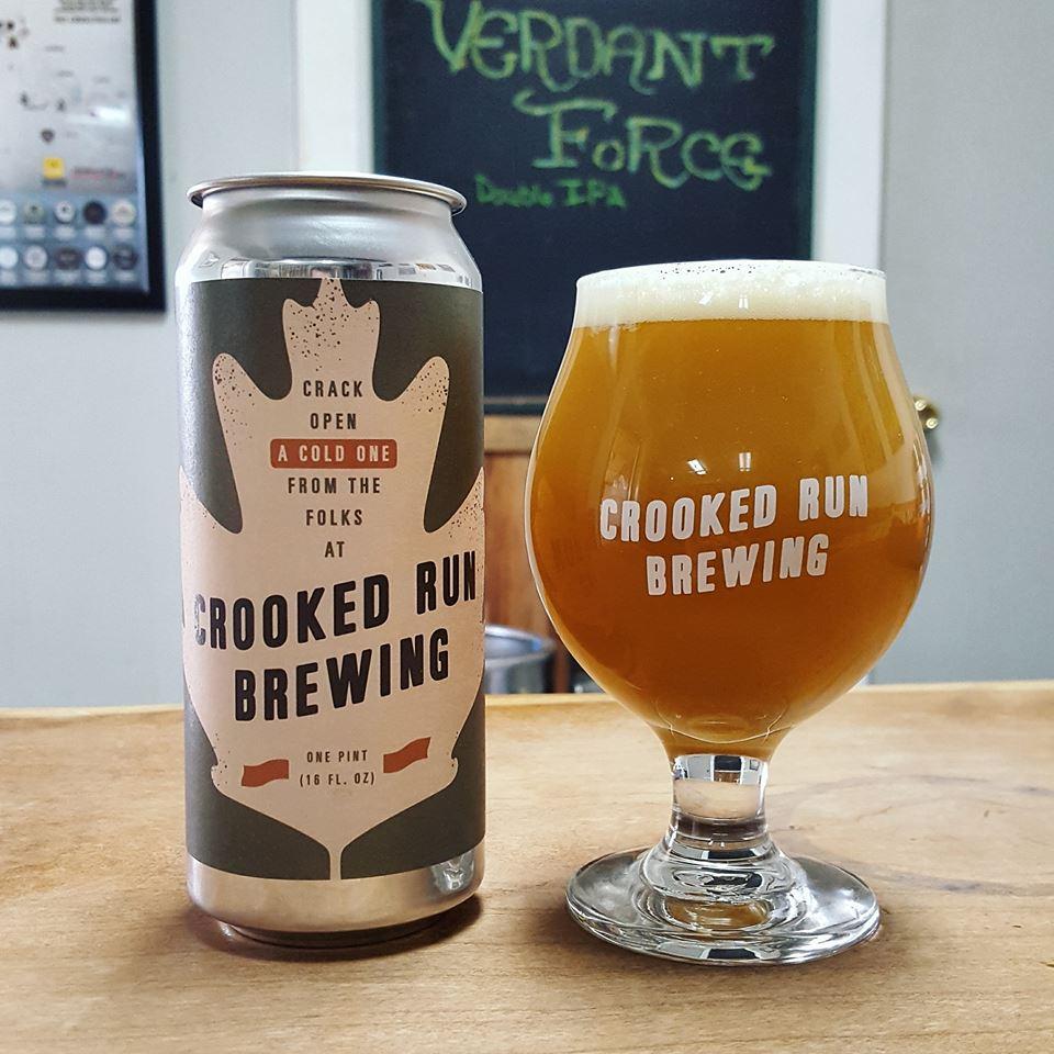 crooked run