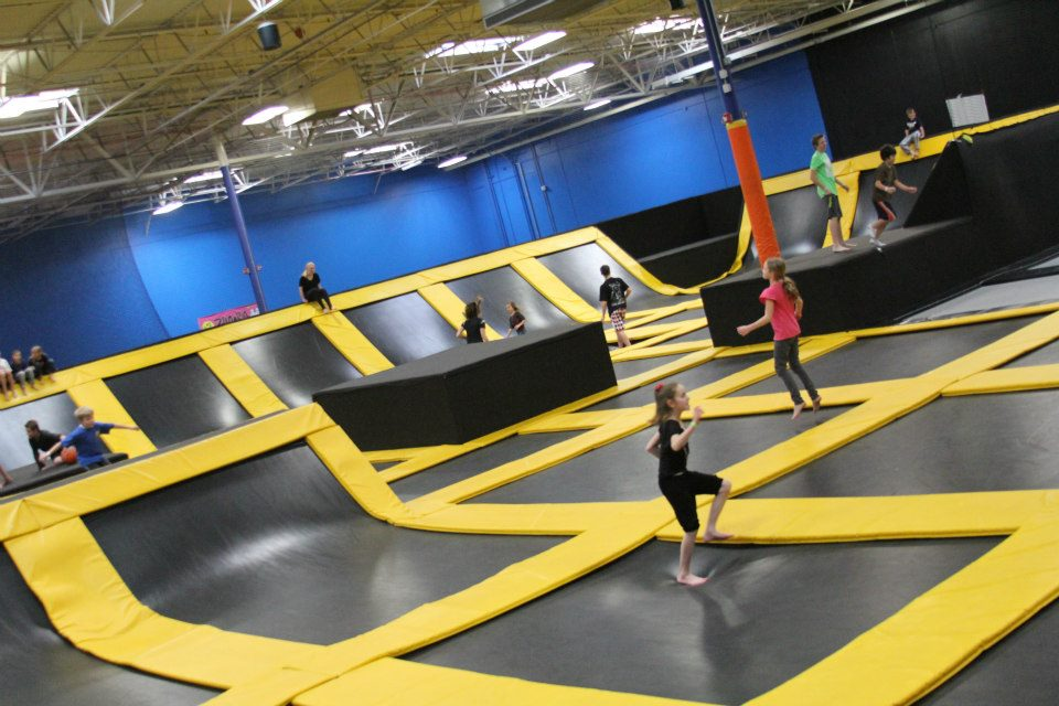 Two More Trampoline Parks Coming To Sterling 187 The Burn
