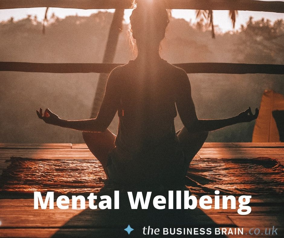 Developing Mental Wellbeing – With Special Guest, Christine Black