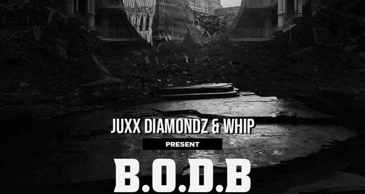 Juxx Diamondz Releases 'B.O.D.B' EP