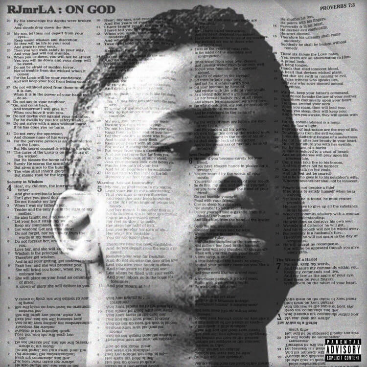 RJMrLA Releases Album, 'On God'