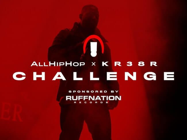 AllHipHop Launches The ALLHIPHOP KR38R Challenge