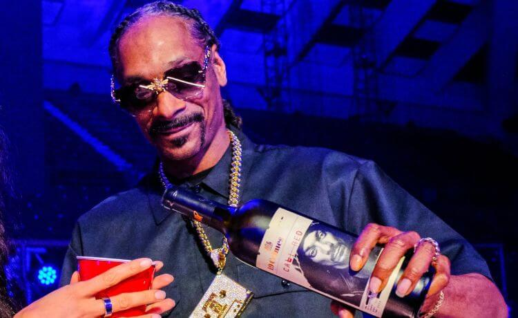 Snoop Dogg Introduces his Latest Wine, Snoop Cali Rosé