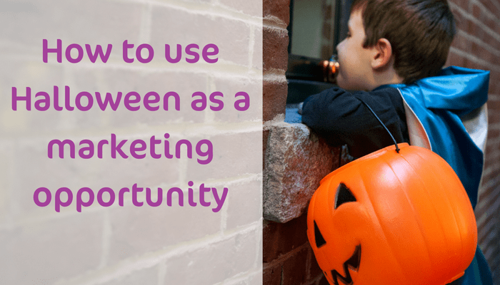 How To Use Halloween As A Marketing Opportunity For Your Holiday Home