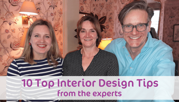 10 Top Interior Design Tips From The Experts