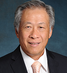Dr Ng Eng Hen Old Friends The Business Year