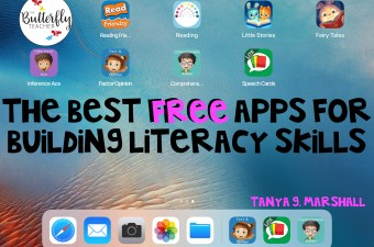 Free Literacy Apps
