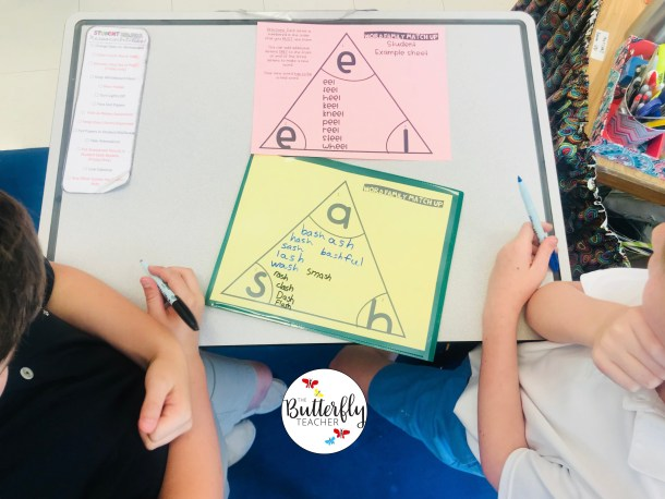 4th Grade Literacy Centers   The Butterfly Teacher