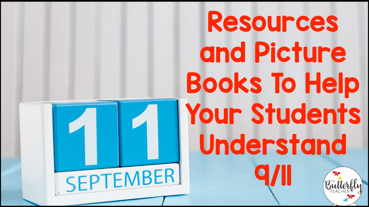medium resolution of Resources and Picture Books for Teaching 9/11   The Butterfly Teacher