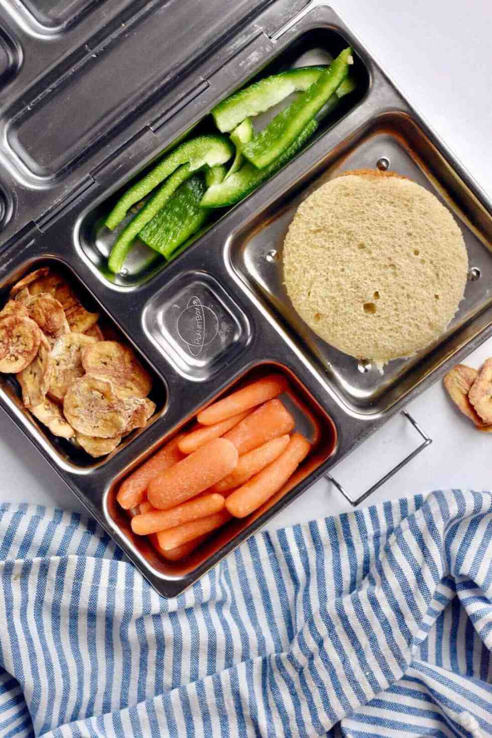 3 Healthy Kid Lunch Box Ideas   Take lunch making from hard to easy with these tips. Nutritious, healthy, and simple, these 3 Healthy Kid Lunch Box Ideas will solve all your lunch making problems!    The Butter Half #kidslunches #healthylunches #schoollunches #thebutterhalf