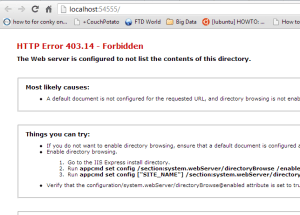 2013-07-19 10_45_20-IIS 8.0 Detailed Error - 403.14 - Forbidden