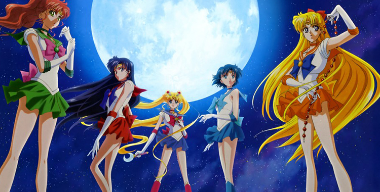 Sailor Moon Crystal coming to Hulu - The Buttonsmashers
