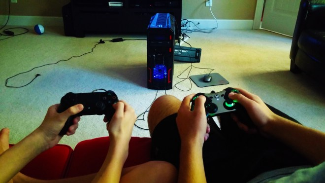 Controller support