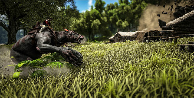 ARK: Survival Evolvedu0027s   Patch 248:Three New Creatures Join The Fray