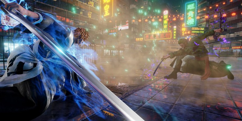 Series We Need in Jump Force - The Buttonsmashers