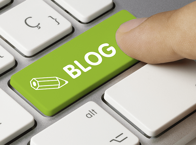 Blog as a medium for digital marketing strategy