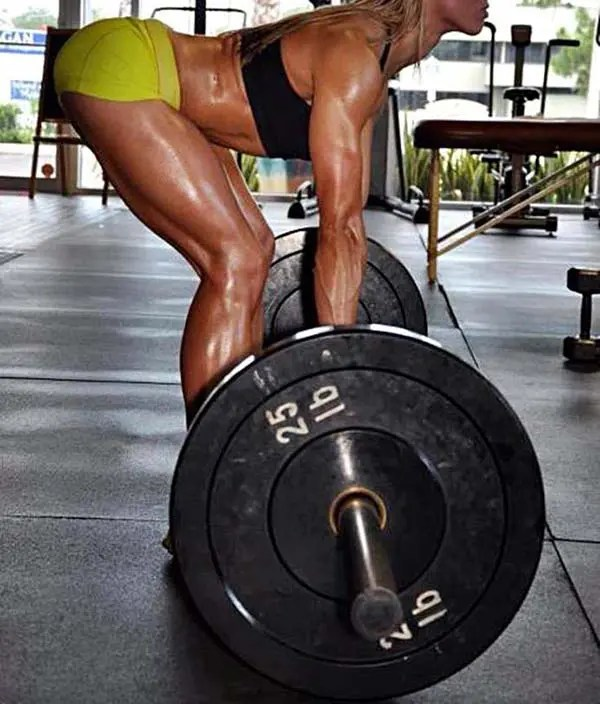 Deadlifts for Women