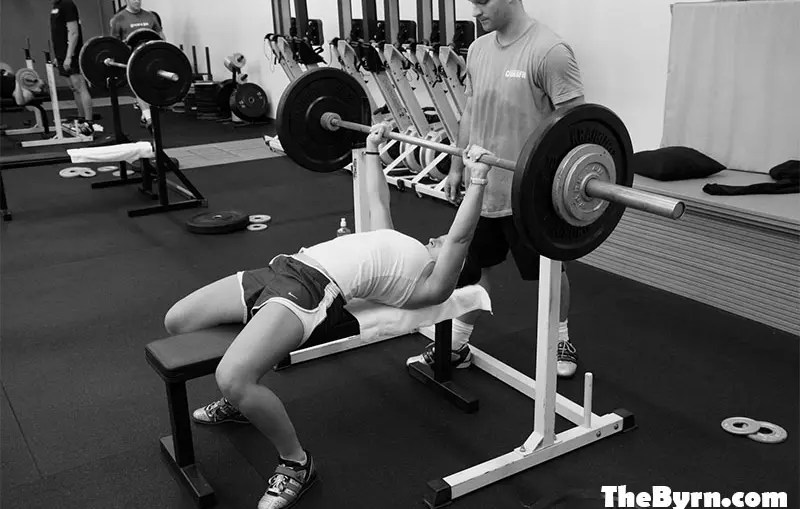 3 Day Barbell and Dumbbell Workout