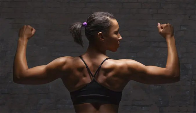 Sexy Sculpted Shoulders