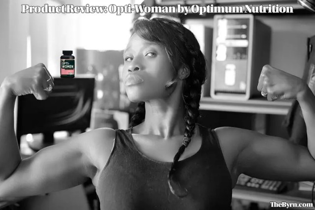 Product Review: Opti-Woman by Optimum Nutrition