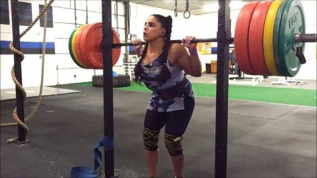 Women Lift Heavy