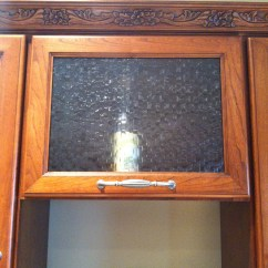 Kitchen Cabinet Doors With Glass Fronts Chris And Cart The Benefits Challenges Of Front Cabinets Part I