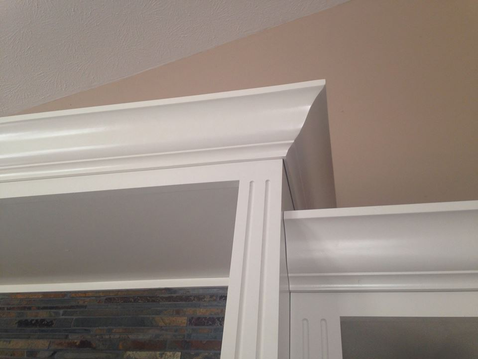 Unify Your Clients Kitchen Design with Crown Molding