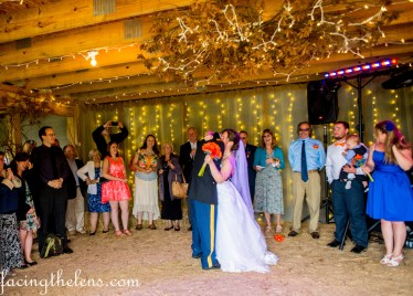 First Dance - in the Barn