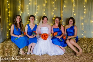 Bridal Party Memories