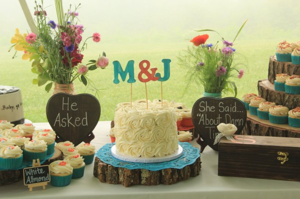 Wedding Cake & Lots More!