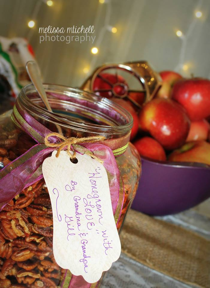 Fall Favors for Guests