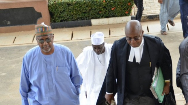 Dasuki to testify in Metuh's trial -– first time in detention