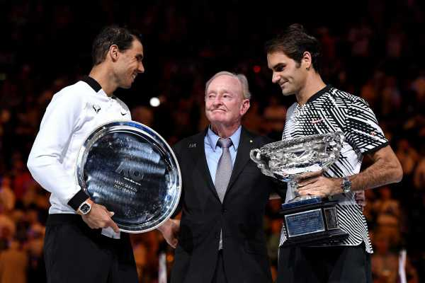 Federal Nadal Highlights Australian Open Final